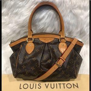 Authentic Louis Vuitton Tivoli Tote #9.4M